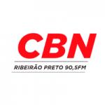 Logo da emissora Rádio CBN Ribeirão 90.5 FM