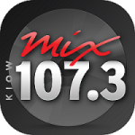 Logo da emissora Radio KIOW Mix 107.3 FM