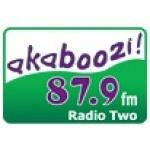 Logo da emissora Radio Akaboozi 87.9 FM