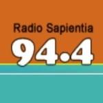 Logo da emissora Radio Sapientia 94.4 FM