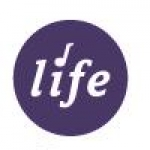 Logo da emissora Radio KNWM Life 96.1 FM