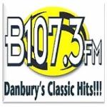 Logo da emissora Radio WAXB 107.3 FM