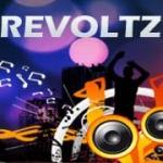 Logo da emissora Rádio Revoltz