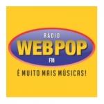 Logo da emissora Rádio Web Pop FM