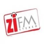 Logo da emissora Radio Zi 106.4 FM