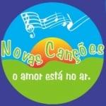 Logo da emissora Rádio Novas Canções