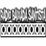 Logo da emissora Rádio Baixada Santista