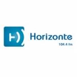 Logo da emissora Rádio Horizonte 107.2 FM