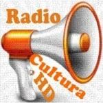 Logo da emissora Rádio Cultura HD