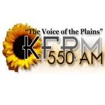 Logo da emissora Radio KFRM 550 AM
