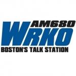 Logo da emissora Radio WRKO 680 AM