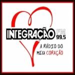 Logo da emissora Rádio Integração 99.5 FM