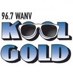 Logo da emissora Radio WANV Kool Gold 96.7 FM