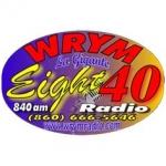 Logo da emissora WRYM 840 AM