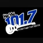 Logo da emissora Radio WKYM 101.7 FM
