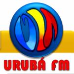 Logo da emissora Rádio Urubá 104.9 FM