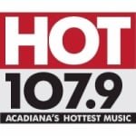 Logo da emissora Radio KHXT Hot 107.9 FM