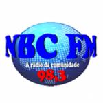 Logo da emissora Rádio Nova Brasília NBC 98.3 FM