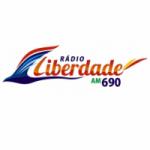 Logo da emissora Rádio Liberdade 690 AM
