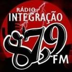 Logo da emissora Radio Integração 87.9 FM