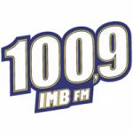 Logo da emissora Rádio IMB 100.9 FM