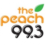 Logo da emissora Radio KPCH The Peach 99.3 FM