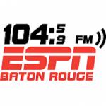 Logo da emissora Radio WNXX ESPN 104.5 FM