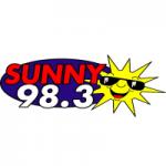 Logo da emissora Radio KZRZ Sunny 98.3 FM