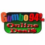 Logo da emissora Radio WGUO Gumbo 94.9 FM