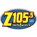 Logo da emissora Radio WEZR Z 105.5 FM