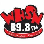 Logo da emissora Radio WHSN 89.3 FM