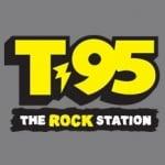 Logo da emissora Radio KICT T 95.1 FM
