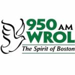Logo da emissora Radio WROL 950 AM