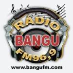 Logo da emissora Rádio Bangu 96.9 FM