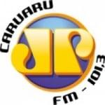 Logo da emissora Rádio Jovempan Caruaru 101.3 FM