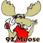 Logo da emissora Radio WMME 92 Moose 92.3 FM