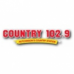 Logo da emissora Radio KHUT 102.9 FM