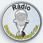 Logo da emissora Web Rádio Dimensão Espírita
