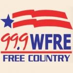 Logo da emissora Radio WFRE 99.9 FM