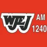 Logo da emissora Radio WJEJ 1240 AM