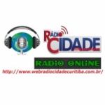 Logo da emissora Rádio Cidade Curitiba
