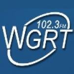 Logo da emissora WGRT 102.3 FM