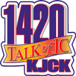 Logo da emissora Radio KJCK 1420 AM