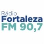 Logo da emissora Rádio Fortaleza 90.7 FM
