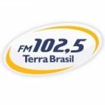 Logo da emissora Rádio Terra Brasil 102.5 FM