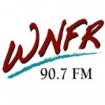 Logo da emissora WNFR 90.7 FM Hope