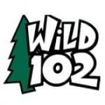 Logo da emissora KCAJ 102.1 FM