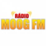 Logo da emissora Rádio Moog FM