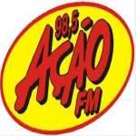 Logo da emissora Rádio Ação FM