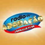 Logo da emissora Rádio Adoração 88.9 FM